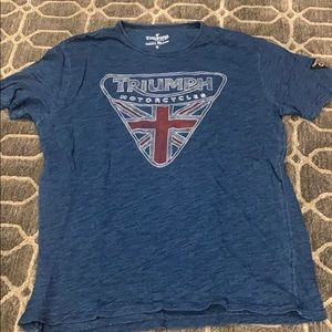 Other - Men's T-shirt triumph by lucky brand
